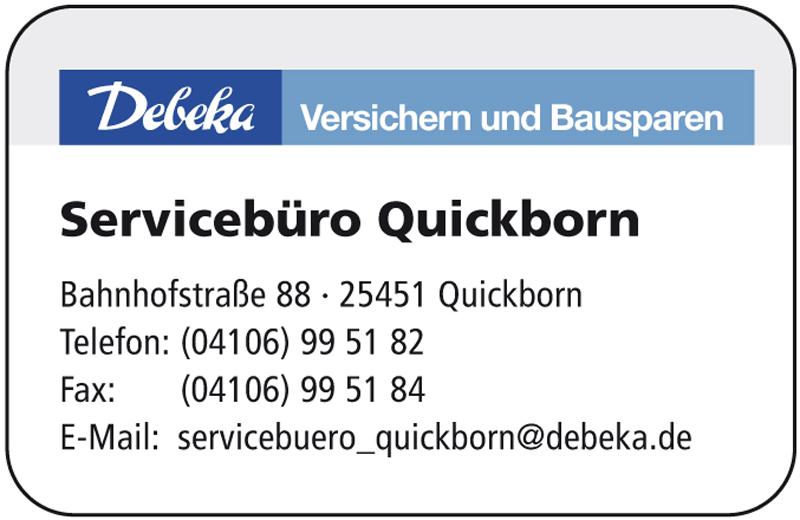 Debeka Versicherungen Bausparkasse Service Buro Wolfgang Langer