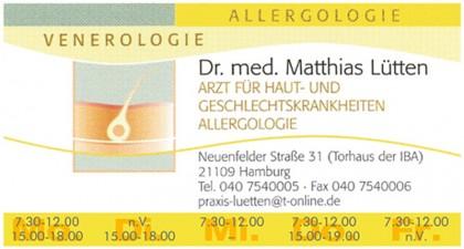 Dr Lütten Wilhelmsburg