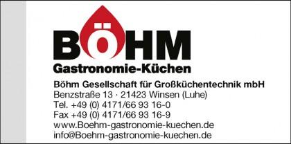 4033527321064 Böhm Gesellschaft für Großküchentechnik mbH