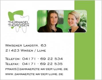 4033527321064 Gemeinschaftspraxis Dr. med. dent. Sarah Thürnagel & Dr. med. dent. Joanna Thordsen