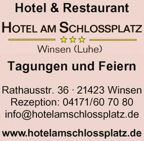 4033527321064 Hotel am Schlossplatz