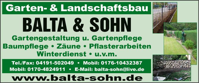Gartenbau Henstedt Ulzburg gartenbau e balta hartmann marktplatz