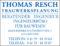 Tragwerksplanung Dipl.-Ing. (FH) Thomas Resch