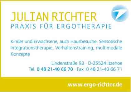 Hartmann-Marktplatz Julian Richter Praxis für Ergotherapie Hartmann-Plan
