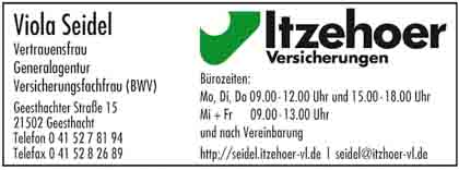 Hartmann-Marktplatz Itzehoer Versicherungen Hartmann-Plan