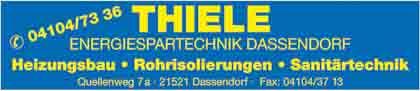 Hartmann-Marktplatz Thiele Energiespartechnik Hartmann-Plan