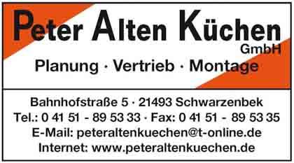 Hartmann-Marktplatz Peter Alten Küchen GmbH Hartmann-Plan