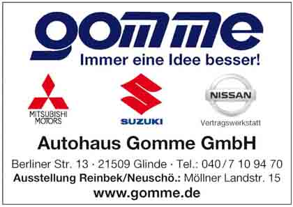 Hartmann-Marktplatz Autohaus Gomme GmbH Hartmann-Plan