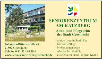 Hartmann-Marktplatz Seniorenzentrum Am Katzberg Hartmann-Plan