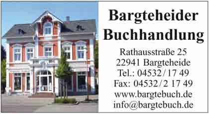 Hartmann-Marktplatz Bargteheider Buchhandlung Hartmann-Plan