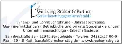 Hartmann-Marktplatz Steuerberatungsges. mbH - Wolfgang Bröker & Partner Hartmann-Plan