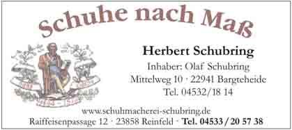 Hartmann-Marktplatz Schumacherei N. Schubring - Ihn. Olaf Schubring- Lederwaren u. Schlüssseld. Hartmann-Plan