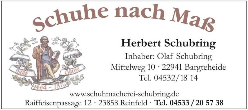 cb21818f2bb Schumacherei N. Schubring – Ihn. Olaf Schubring- Lederwaren u ...