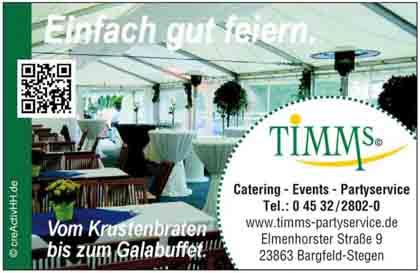Hartmann-Marktplatz Timms Party- u. Veranstaltungsservice Hartmann-Plan