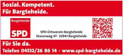 Hartmann-Marktplatz SPD Bargteheide Hartmann-Plan