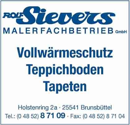 Hartmann-Marktplatz Rolf Sievers GmbH - Malereifachbetrieb Hartmann-Plan