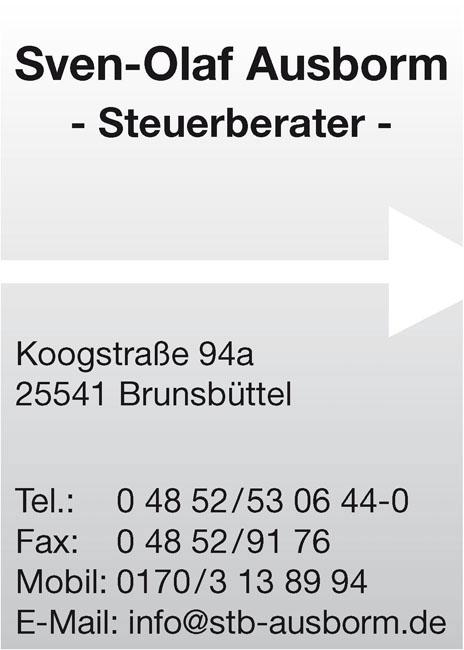 Hartmann-Marktplatz Steuerberater - Sven-Olaf Ausborm Hartmann-Plan