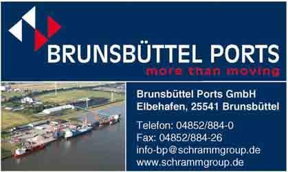 Hartmann-Marktplatz Brunsbüttel Ports GmbH Hartmann-Plan