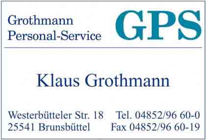 Hartmann-Marktplatz Grothmann Personal-Service Hartmann-Plan