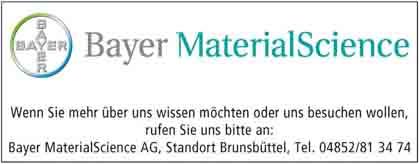 Hartmann-Marktplatz Günter Jacobsen - Bayer MaterialScience AG Hartmann-Plan