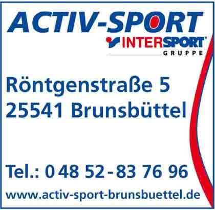 Hartmann-Marktplatz Activ-Sport - Brunsbüttel GmbH & Co. KG Hartmann-Plan