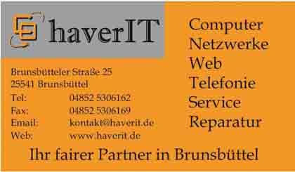 Hartmann-Marktplatz haverIT - Computerfachhandel Hartmann-Plan