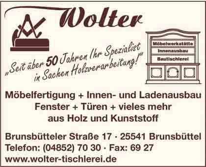 Hartmann-Marktplatz Tischlerei Wolter Hartmann-Plan