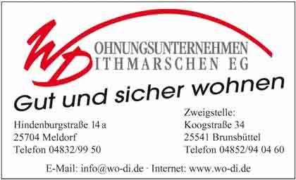 Hartmann-Marktplatz Wohnungsunternehmen - Dithmarschen eG Hartmann-Plan