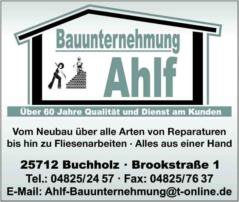 Hartmann-Marktplatz Bauunternehmen - Ahlf GmbH & Co. KG Hartmann-Plan