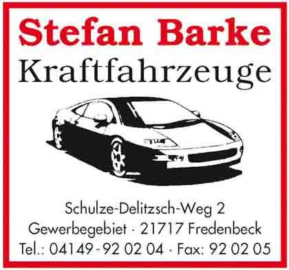 Hartmann-Marktplatz Stefan Barke Kraftfahrzeuge Hartmann-Plan