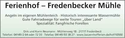 Hartmann-Marktplatz Fredenbecker Mühle Hartmann-Plan