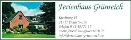 Hartmann-Marktplatz Ferienhaus Grünreich Hartmann-Plan
