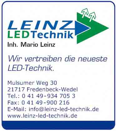 Hartmann-Marktplatz Leinz LED Technik Hartmann-Plan