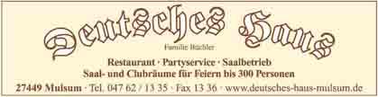 Hartmann-Marktplatz Deutsches Haus Hartmann-Plan
