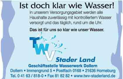 Hartmann-Marktplatz Trinkwasserverband Stader Land Hartmann-Plan