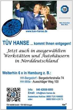 Hartmann-Marktplatz TüV Hanse GmbH- -TüV Süd Gruppe- Hartmann-Plan