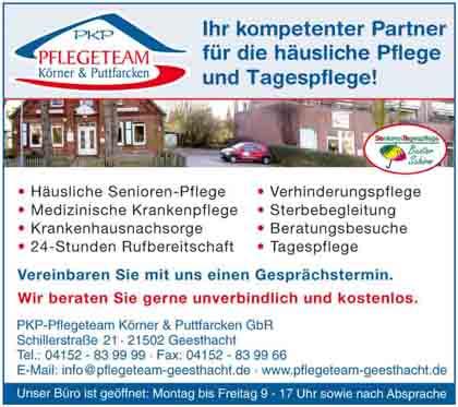 Hartmann-Marktplatz Pflegeteam - Körner & Puttfarcken Hartmann-Plan
