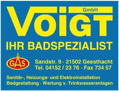 Hartmann-Marktplatz Voigt GmbH - Sanitär-Technik Hartmann-Plan
