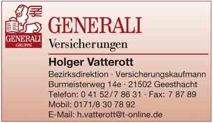 Hartmann-Marktplatz Generali Versicherungen - Holger Vatterott Hartmann-Plan