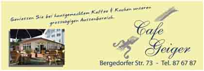 Hartmann-Marktplatz Cafe Geiger Hartmann-Plan