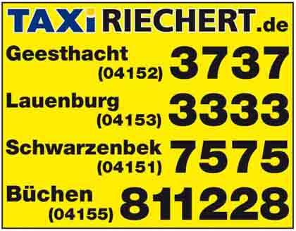 Hartmann-Marktplatz Taxi Riechert GmbH Hartmann-Plan