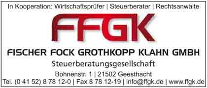 Hartmann-Marktplatz Fischer Fock Grothkopp Klahn GmbH- Steuerberatungsgesellschaft Hartmann-Plan