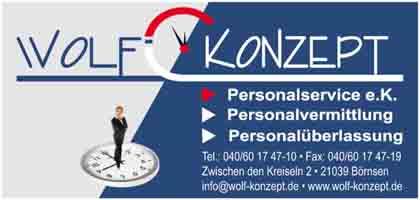 Hartmann-Marktplatz Wolf Konzept Personalservice e.K. Hartmann-Plan