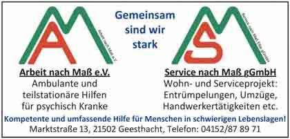 Hartmann-Marktplatz Arbeit nach Maß e.V Hartmann-Plan