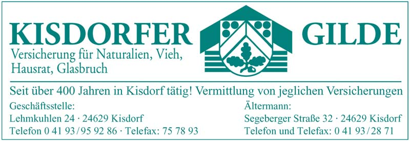 Hartmann-Marktplatz Kisdorfer Gilde Hartmann-Plan