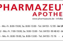Pharmazeutix - Apotheke auf dem Rhen