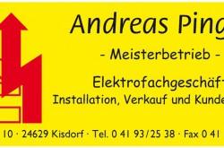 Elektrofachgeschäft - Andreas Pingel