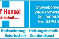 Olaf Hensel - Sanitärtechnik GmbH