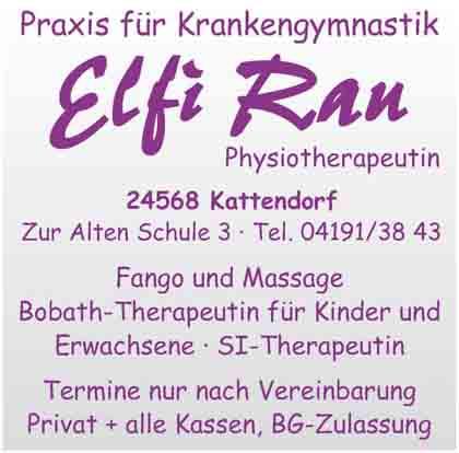 Hartmann-Marktplatz Krankengymnastin - Elfi Rau Hartmann-Plan