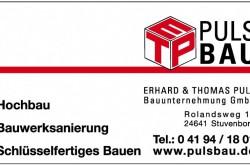Erhard &  Thomas Puls- Bauunternehmung GmbH